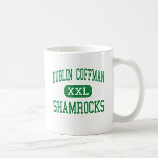 Dublin Coffman - Shamrocks - High - Dublin Ohio Coffee Mug