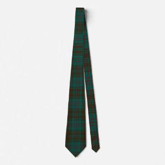 Dublin County Irish Tartan Tie