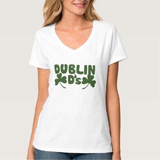 Dublin Ds Irish humor T-shirt