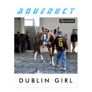 Dublin Girl by Dublin Postcard