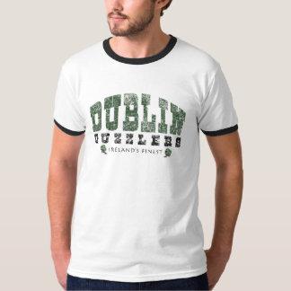 Dublin Guzzlers - Ireland's Finest - Drinkin' Tee