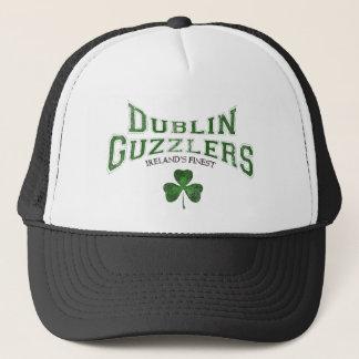Dublin Guzzlers - Ireland's Finest - Trucker Hat