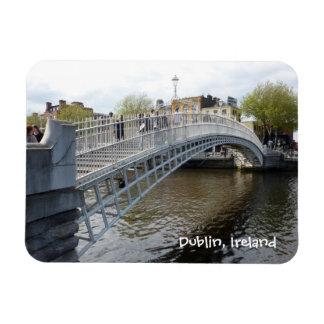 Dublin (Ha'penny Bridge) Magnet