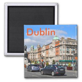 Dublin. Ireland Magnet