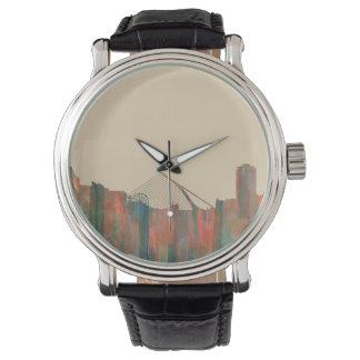Dublin  Ireland Skyline-Navaho Wristwatches