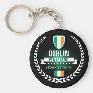 Dublin Keychain