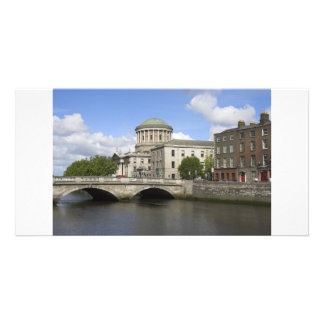 Dublin Personalized Photo Card