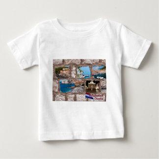 Dubrovnik Baby T-Shirt