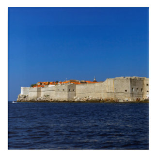 Dubrovnik old city, Croatia Acrylic Print