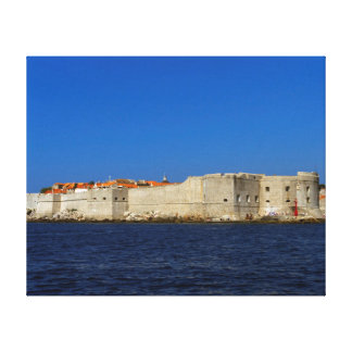 Dubrovnik old city, Croatia Canvas Print