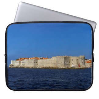 Dubrovnik old city, Croatia Laptop Sleeve