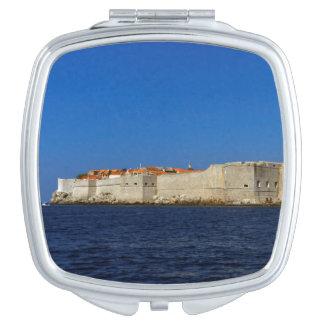 Dubrovnik old city, Croatia Mirror For Makeup