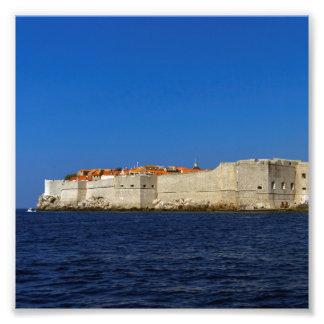 Dubrovnik old city, Croatia Photo Print