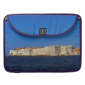 Dubrovnik old city, Croatia Sleeves For MacBook Pro