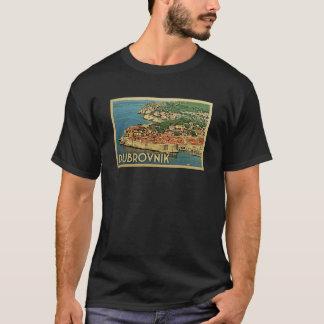 Dubrovnik Vintage Travel T-shirt