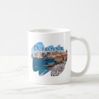 Dubrovnik with a View Coffee Mug
