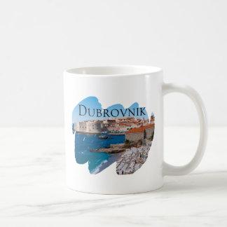 Dubrovnik with a View Coffee Mug