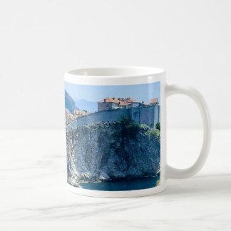 Dubrovnik's Old City Coffee Mug
