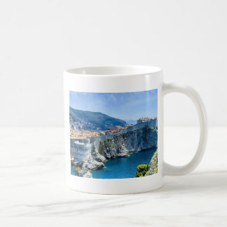Dubrovnik's Old City Coffee Mug