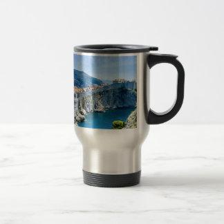 Dubrovnik's Old City Travel Mug