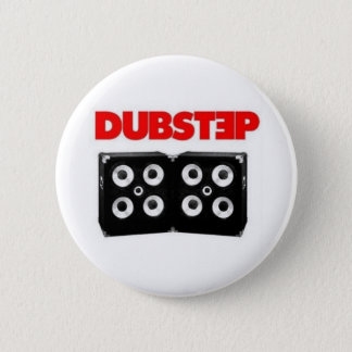 Dubstep 2 Inch Round Button