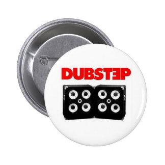 Dubstep 2 Inch Round Button