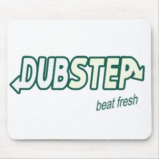 DUBSTEP Beat Fresh parody Mouse Pad
