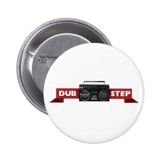Dubstep: Blast it! 2 Inch Round Button