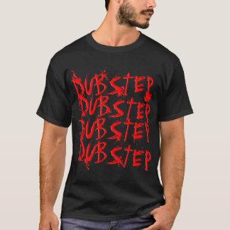 Dubstep Blood Repeat T-Shirt