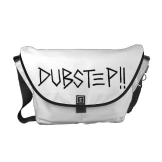 Dubstep!! Courier Bag