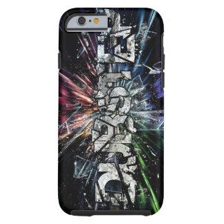 dubstep design tough iPhone 6 case