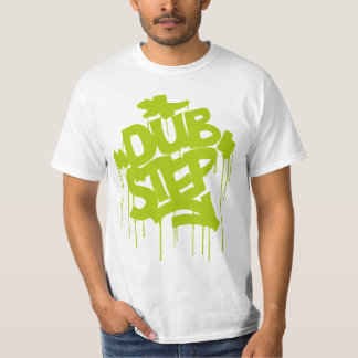 Dubstep FatCap Lime T-Shirt