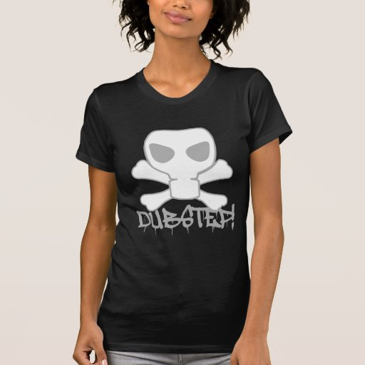 Dubstep Gas Mask Skull Shirts