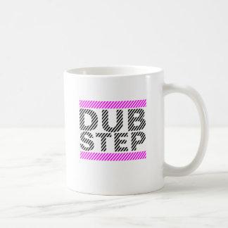 Dubstep Girls Pink Classic White Coffee Mug
