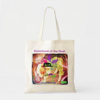 Dubstep Goat Bag