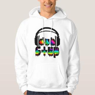 Dubstep Headphones Hoodie