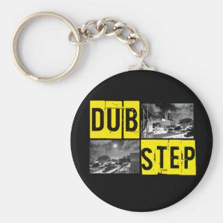 Dubstep Keychain