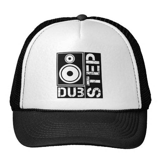 Dubstep Loudspeaker D Trucker Hats