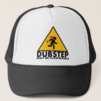 Dubstep May Flammable Hat