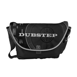 dubstep messenger bag