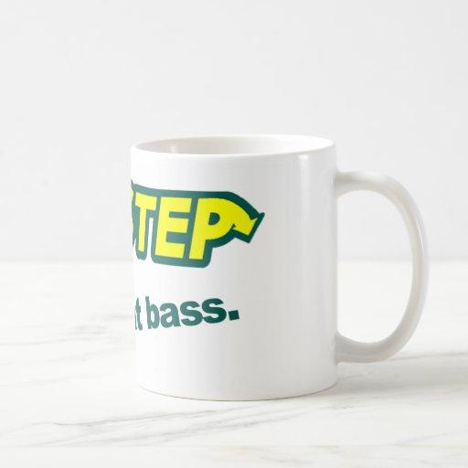 Dubstep Mug! Basic White Mug