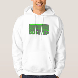 DUBSTEP music Hooded Pullovers