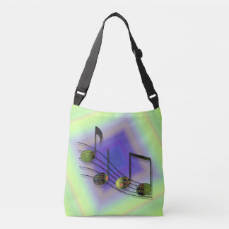 Dubstep Notes All-Over-Print Bag