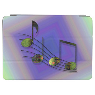 Dubstep Notes iPad Cover