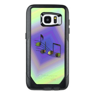 Dubstep Notes Otterbox Phone Case