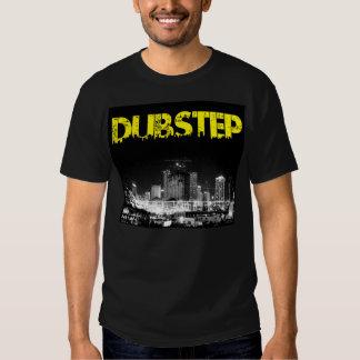 Dubstep T-Shirt Black City