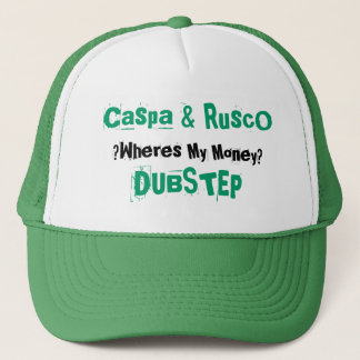 DUBSTEP TRUCKER HAT