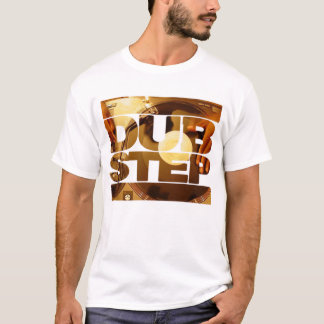 DUBSTEP vinyl dubplates music dub step download T-Shirt