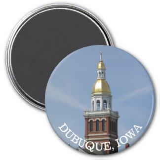 Dubuque. Iowa Souvenir Magnet