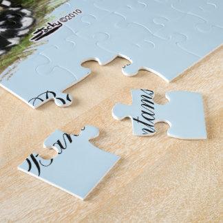 D'Uccle Bantams:  Mille Fleur Jigsaw Puzzle